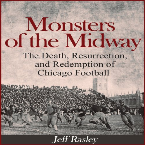 Monsters of the Midway audiobook cover art