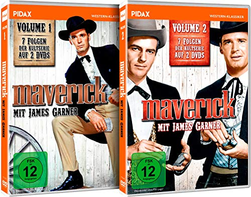 Maverick - Gesamtedition (4 DVDs)