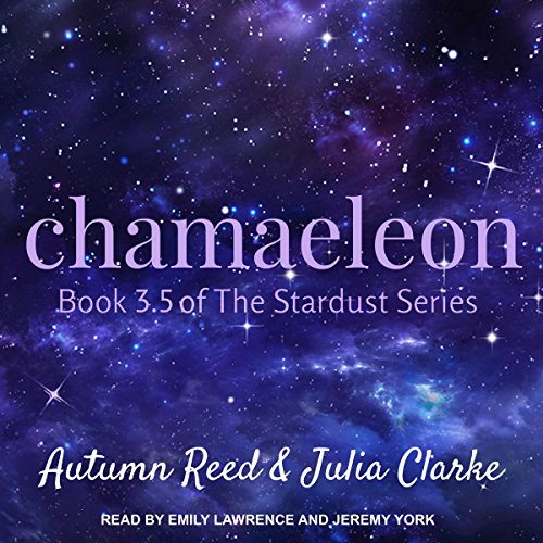 Chamaeleon audiobook cover art