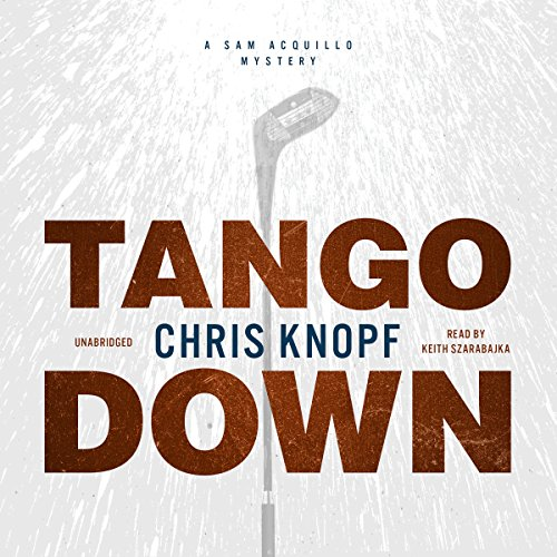 Tango Down audiobook cover art