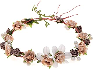 flower crown headwear
