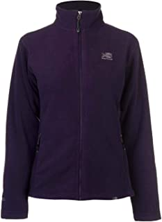 Karrimor Womens Fleece Jacket Ladies