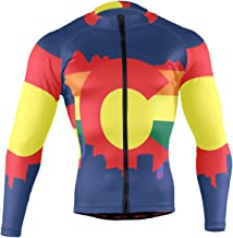 ScudoPro Colorado Flag Short Sleeve Cycling Jersey for Youth