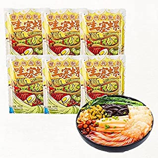 哇?螺螺?粉(308g/袋)、 ?呀螺螺?粉(225g/袋)、劉州カタツムリ麺、広西名物スナック 中華料理 速食米粉 (水煮型 ) 美味しい 米粉 インスタント麺、中華食材 (5袋バッグ,哇?螺308g/袋)