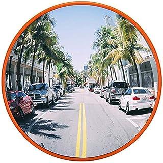 Round Convex Mirror Traffic Road Safety Shop Security Unbreakable Diameter 60cm J516