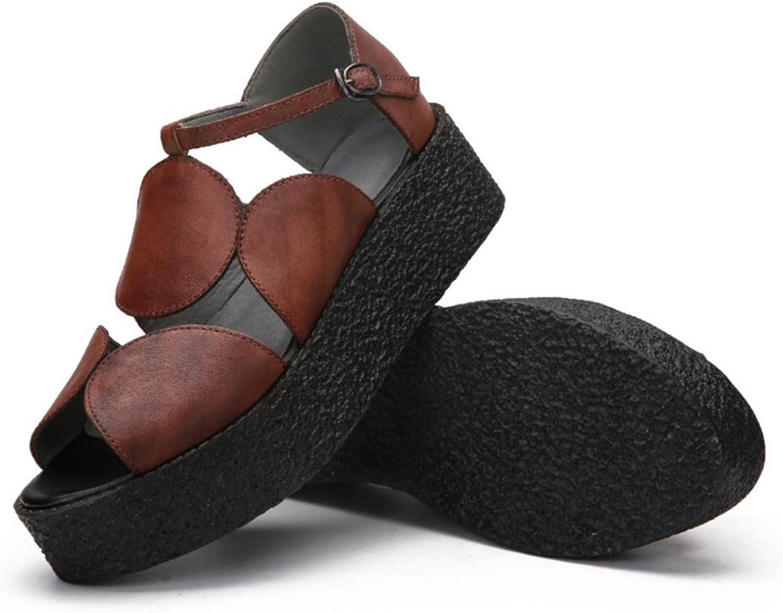 Ms Sandalen, YNXZ schuhe Fischmundart Schuhe, ) 40 gre