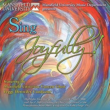 Sing Joyfully! (Live)