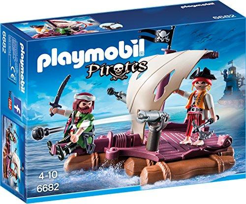 Playmobil 6682 - Piratenfloß