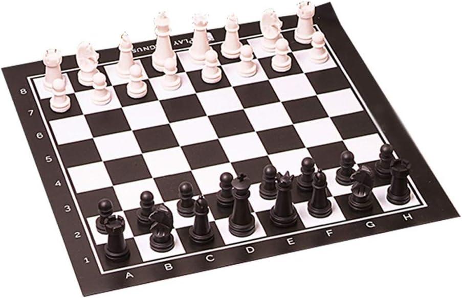 WM home Chess Game Heavy Portable Set Foldin Bargain sale Super sale period limited 20