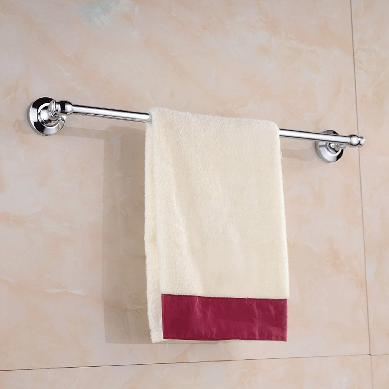 Copper European Towel Rack Single Rod