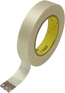 Buy 2 Rolls and TAKE 1 ROLL Free Carton Sealing Tape 3//4 X 60YD Pack of 1 ROLL ALLTAPESEPOT FIL-795 Filament Reinforced Strapping Tape