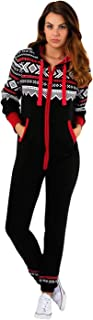 Womens Onesie Fashion Playsuit Ladies Jumpsuit