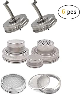 iecool Stainless Steel Ice Grain Coffee Bean Flour Shovel Silver XXL