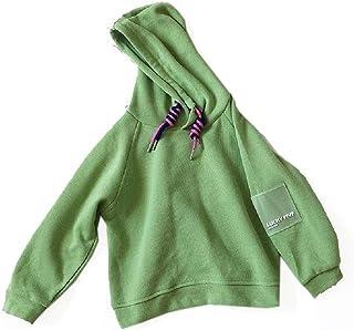 neveraway Girl Cute Tops Soft Beautiful Long Sleeve Sweatshirts with Hood