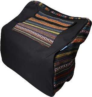 Multicolor Cotton Cloth Accordion Gig Bag Folk-custom Style