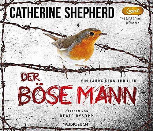 Der böse Mann - Ein Fall für Laura Kern (Hörbuch, Thriller, MP3 CD)