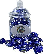 200 Tarro gramg de andadores envuelta individualmente Caramelos de chocolate con leche