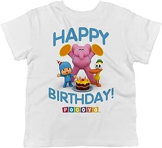 Pocoyo - Happy Birthday! Toddler T-Shirt