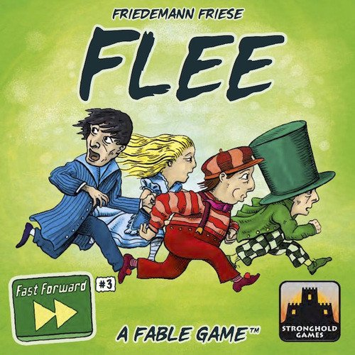 Stronghold Games Flee Board Games