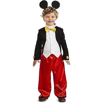 Disfraz Ratoncito MICKEY 3-4: Amazon.es: Juguetes y juegos