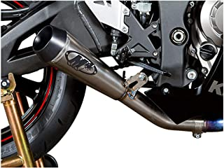 M4 GP Series Slip-On Exhaust BLACK 11-15 KAWASAKI ZX10R