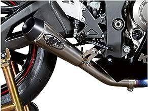 M4 11-15 Kawasaki ZX10R GP Series Slip-On Exhaust (Titanium)