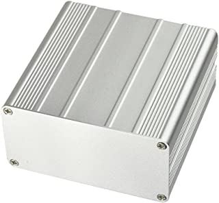 Eightwood Aluminum Enclosure Electronic Project Box Case for PCB Instrument Amplifier DIY 3.94