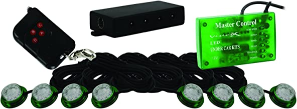 Vision X HIL-STG Green LED Strobe and Rock Light Kit