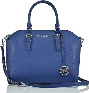 Best blue leather satchel Reviews