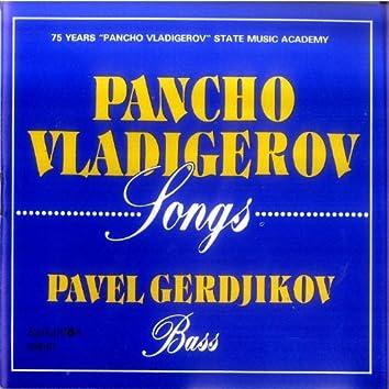 Pancho Vladigerov – Songs