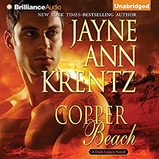 Copper Beach     A Dark Legacy Novel              By:                                                                                                                                 Jayne Ann Krentz                               Narrated by:                                                                                                                                 Tanya Eby                      Length: 8 hrs and 58 mins     594 ratings     Overall 4.1