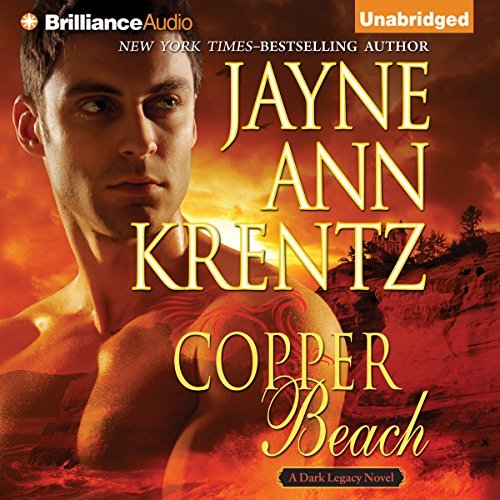 Copper Beach audiobook cover art