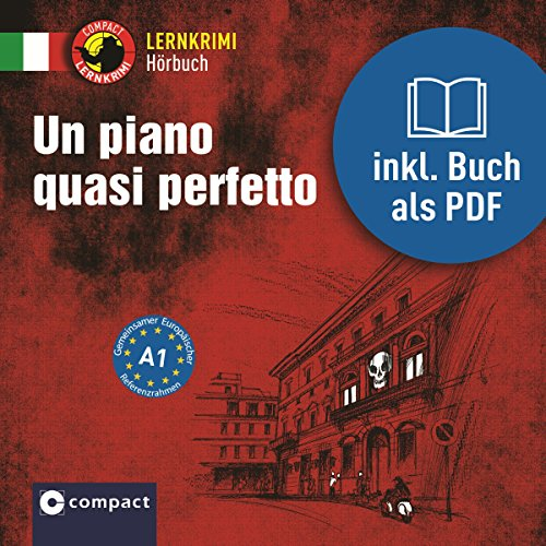 Un piano quasi perfetto audiobook cover art