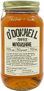 O´Donnell Moonshine Toffee Likör 0,7l 25% vol.