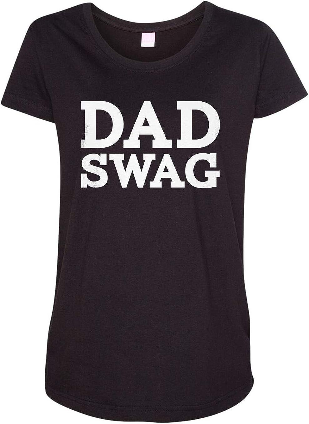 HARD EDGE DESIGN Women's Dad Swag T-Shirt