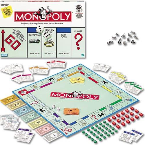 Hasbro Spanish Monopoly (EA)