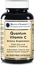 Quantum Vitamin C, 120 VCaps 2 Bottles - Plant-Source Premier Labs Formula - Quantum Research Antioxidant, Immune and Optimal