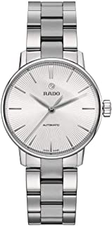Rado Girls' Classic Swiss-Automatic Watch with Stainless-Steel Strap, Silver, 16 (Model: R22862013)