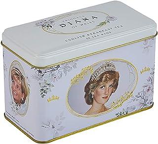 Diana Princess Of Wales English Breakfast Tea Tin 40 Teabags