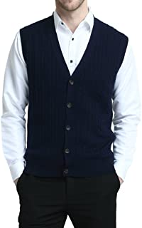 Best old man sweater vest Reviews