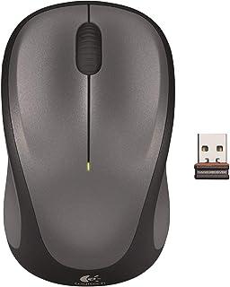 Logitech M235 Wireless Mouse - Black, 910-002201