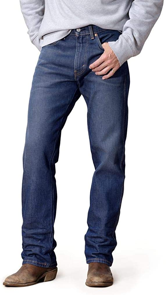 Levi's Men's Western Fit OFFicial site Direct stock discount Jeans Cowboy