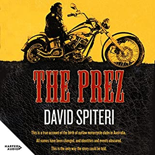 The Prez                   By:                                                                                                                                 David Spiteri                               Narrated by:                                                                                                                                 Dino Marnika                      Length: 19 hrs and 17 mins     85 ratings     Overall 4.3