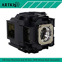 ELPLP76 / V13H010L76 Replacement Lamp for PowerLite Pro G6050W G6070W G6150 G6270W G6450WU G6550WU G6750WU G6800 G6900WU