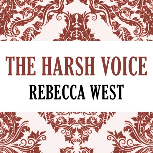 The Harsh Voice audiobook cover art