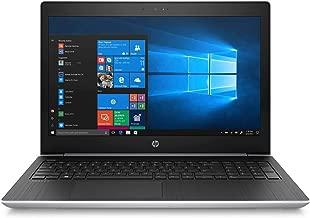 HP ProBook 455 Laptop Dark Ash Silver (AMD A9-9420 2-Core, 8GB RAM, 2TB HDD, AMD Radeon R5, 15.6