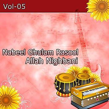 Nabeel Ghulam Rasool - Allah Nighbani, Vol. 5