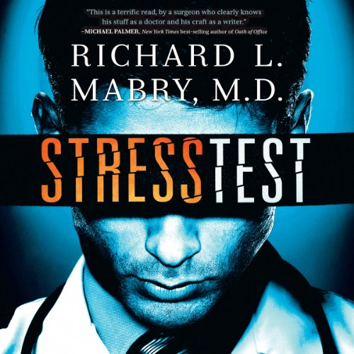 Stress Test audiobook cover art