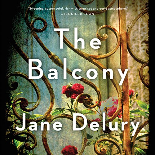 The Balcony audiobook cover art