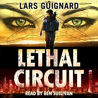 Lethal Circuit audiobook cover art